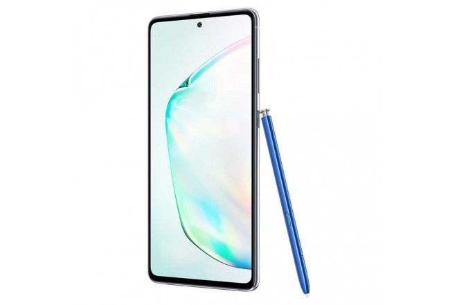 Celular SAMSUNG Galaxy Note 10 Lite 128GB Plateado6