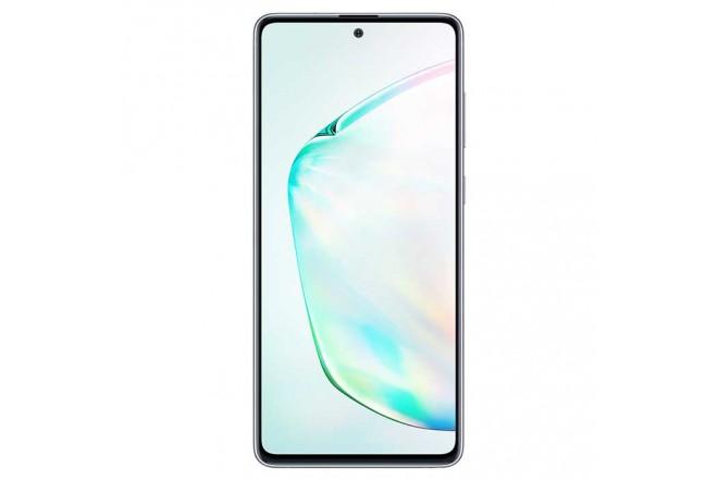 Celular SAMSUNG Galaxy Note 10 Lite 128GB Plateado1