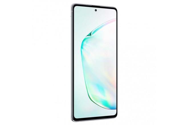 Celular SAMSUNG Galaxy Note 10 Lite 128GB Plateado2