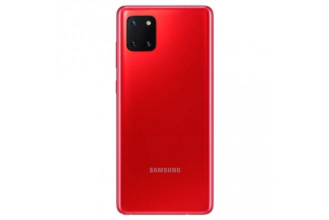 Celular SAMSUNG Galaxy Note 10 Lite 128GB Rojo7