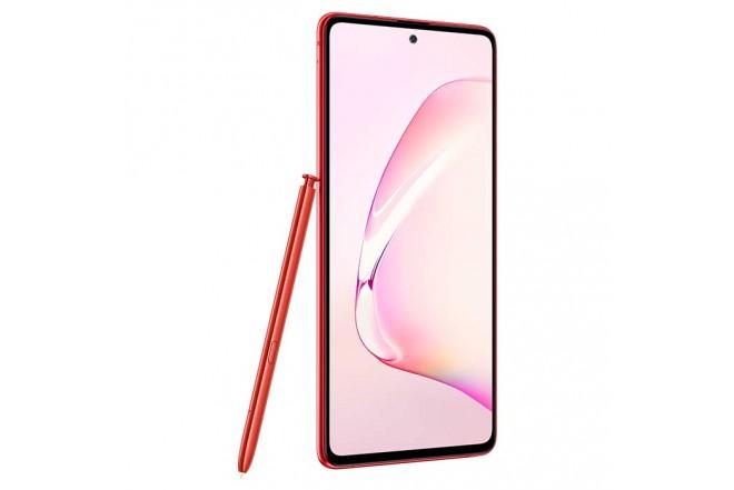 Celular SAMSUNG Galaxy Note 10 Lite 128GB Rojo5