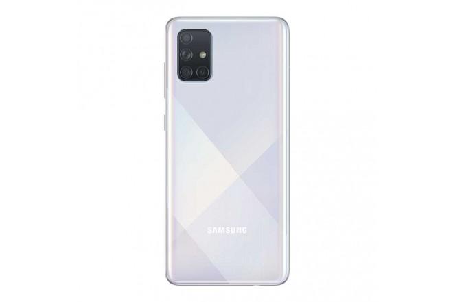 Celular SAMSUNG  Galaxy A71 - 128GB Plateado2