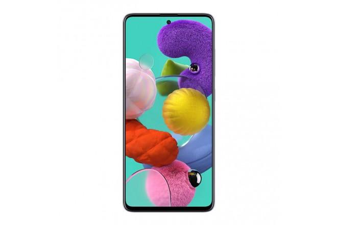 Celular SAMSUNG  Galaxy A51 - 128GB Blanco1