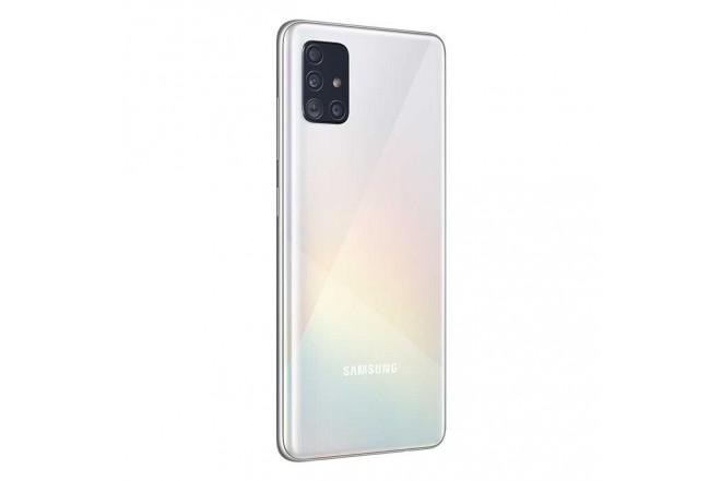 Celular SAMSUNG  Galaxy A51 - 128GB Blanco3