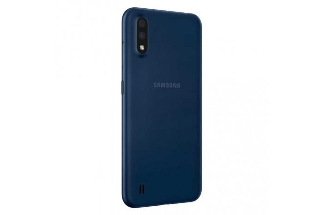 Celular SAMSUNG Galaxy A01 - 32GB Azul3