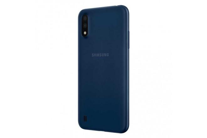 Celular SAMSUNG Galaxy A01 - 32GB Azul4