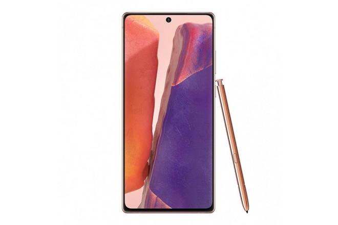 Celular SAMSUNG Galaxy Note20 128GB Café_1