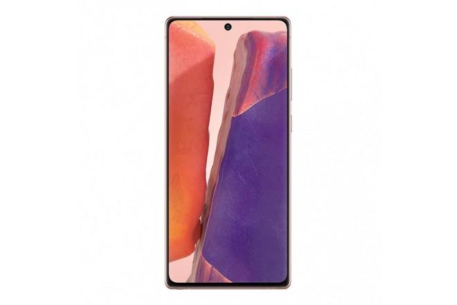 Celular SAMSUNG Galaxy Note20 128GB Café_2