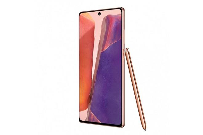 Celular SAMSUNG Galaxy Note20 128GB Café_3