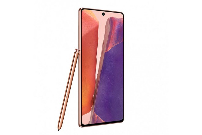 Celular SAMSUNG Galaxy Note20 128GB Café_5