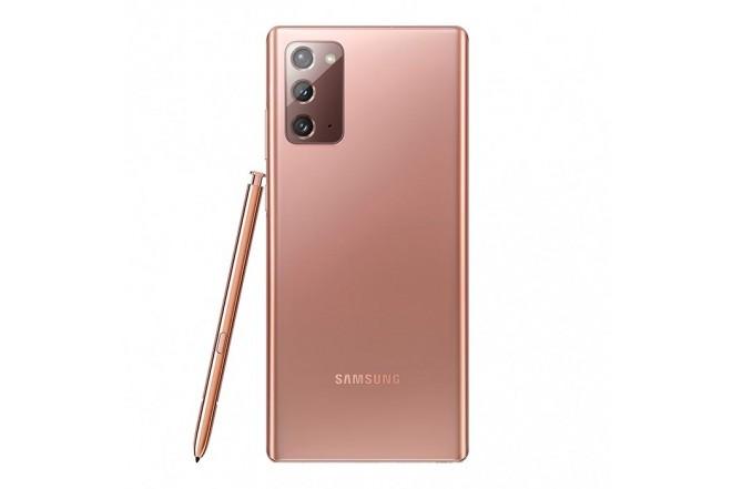 Celular SAMSUNG Galaxy Note20 128GB Café_7