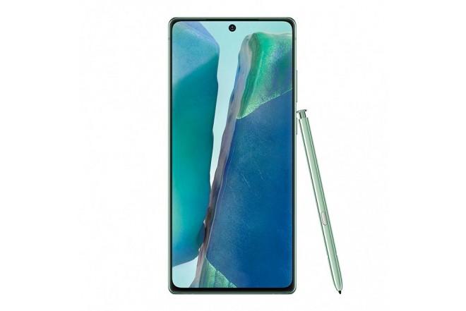 Celular SAMSUNG Galaxy Note20 128GB Verde_1