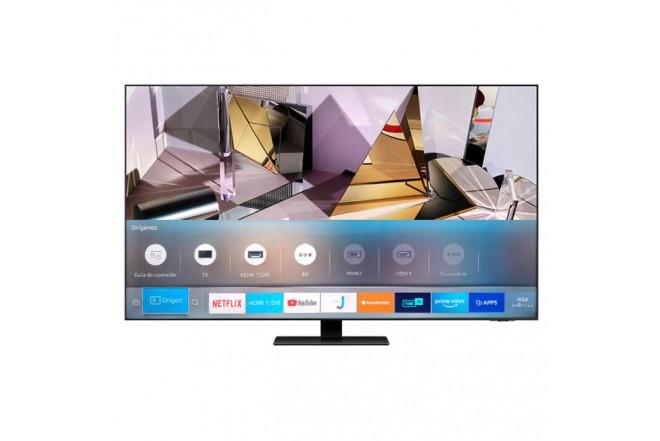 "TV SAMSUNG 65"" Pulgadas 156 Cm 65Q700T QLED 8K Plano Smart TV 1"