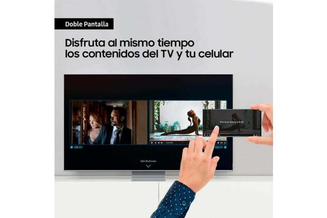 "TV SAMSUNG 65"" Pulgadas 156 Cm 65Q700T QLED 8K Plano Smart TV2"