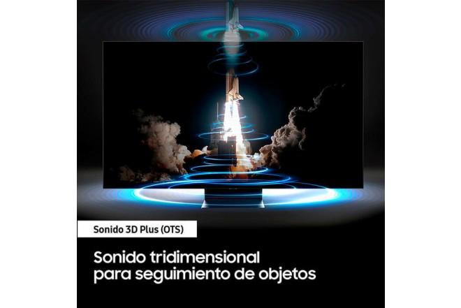 "TV SAMSUNG 65"" Pulgadas 156 Cm 65Q700T QLED 8K Plano Smart TV4"