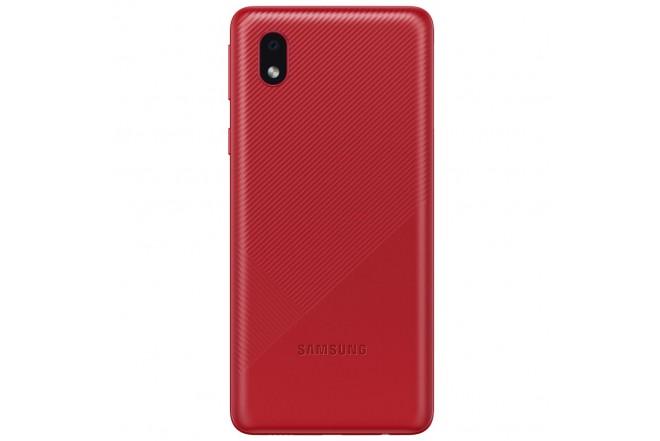 Celular SAMSUNG Galaxy A01 Core 16GB Rojo