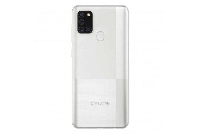 Celular SAMSUNG Galaxy A21S-128 GB Plateado-2