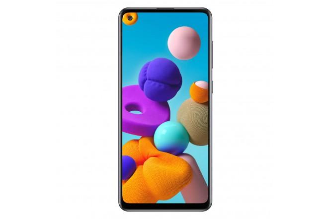 Celular SAMSUNG Galaxy A21S-128 GB Negro-1