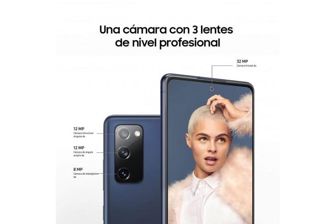 Celular SAMSUNG Galaxy S20 FE 256GB Naranja-5