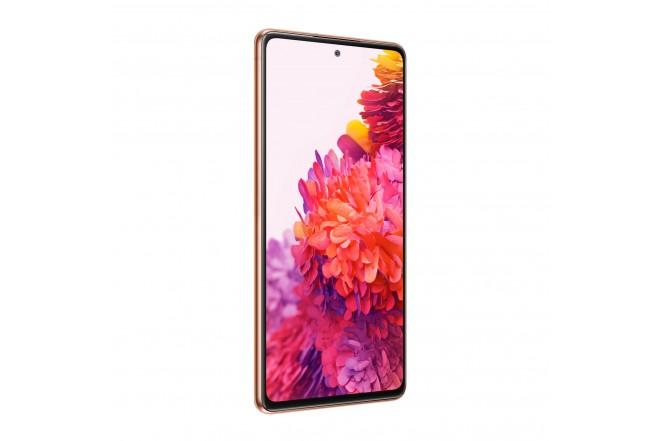 Celular SAMSUNG Galaxy S20 FE 256GB Naranja-7