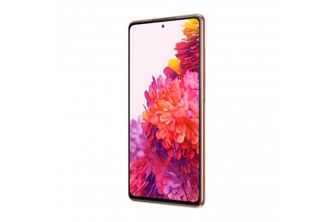 Celular SAMSUNG Galaxy S20 FE 256GB Naranja-8