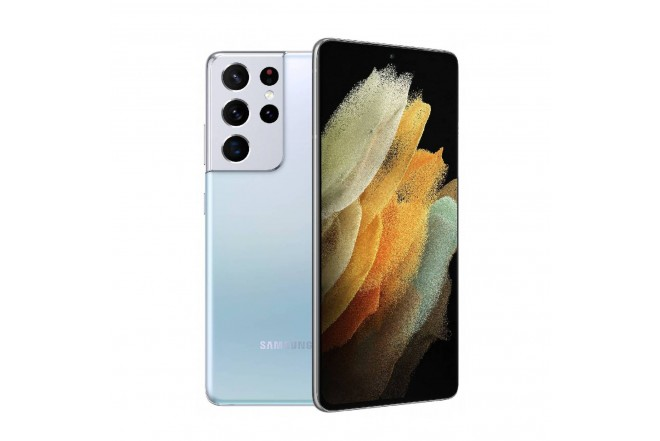 Celular SAMSUNG Galaxy S21 Ultra 256GB Plateado-1