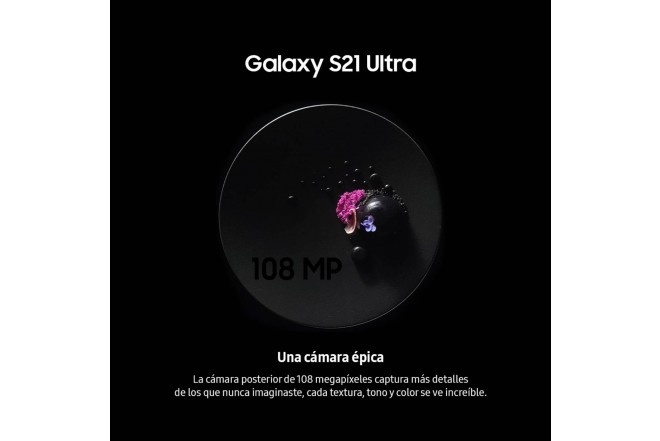Celular SAMSUNG Galaxy S21 Ultra 256GB Plateado-2
