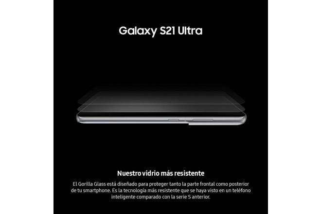 Celular SAMSUNG Galaxy S21 Ultra 256GB Plateado-3