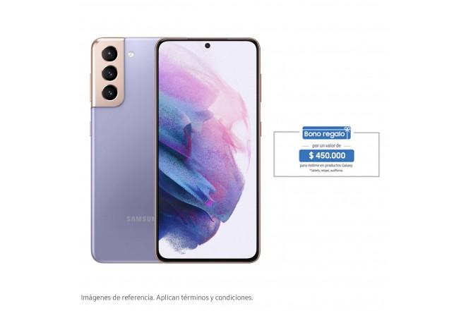 Celular SAMSUNG Galaxy S21 256GB Morado-1