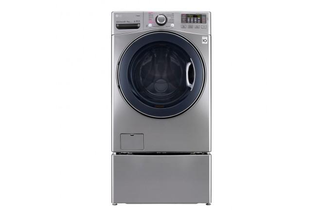 Combo Lavadora LG WM22VVS6 + Mini Lavadora LG 3.5KG WD100CV
