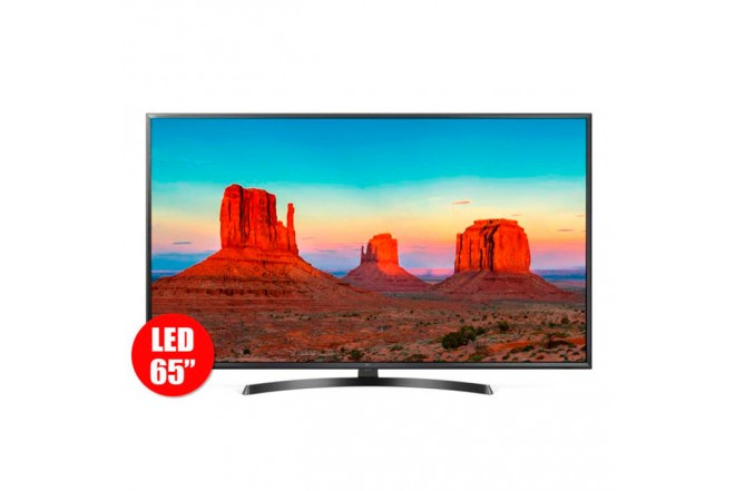 Tv 65''164cm LG 65UK6350 UHD Internet