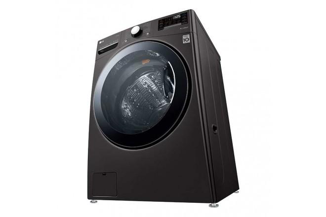 Lavadora Secadora LG Carga Frontal Victor Black Steel  22 Kg WD22BV2S6B Sistema de Lavado 6MotionDD 4