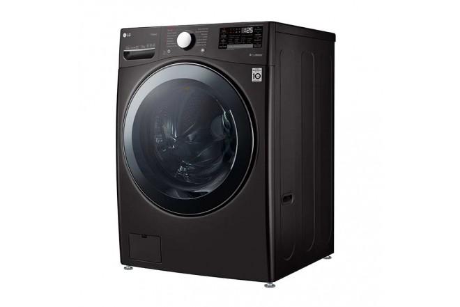 Lavadora Secadora LG Carga Frontal Victor Black Steel  22 Kg WD22BV2S6B Sistema de Lavado 6MotionDD 2