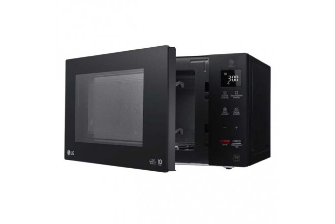 Horno Microondas LG Black MS0939GIB_5