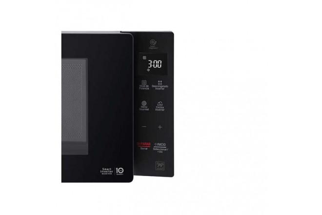 Horno Microondas LG Black MS0939GIB_4