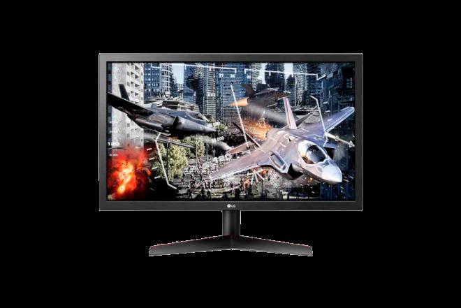 """Monitor Gaming LG 24GL600F UltraGear 144 HZ FHD 24""""_1"""