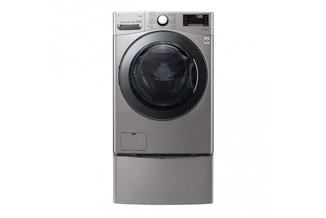 Set Twin Wash LG Twd22Vv2S Gris1