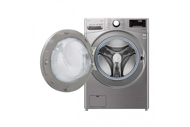 Set Twin Wash LG Twd22Vv2S Gris3