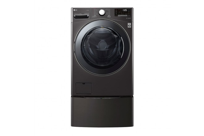 Combo LG Twin Wash Two22Bv2S Negro  2