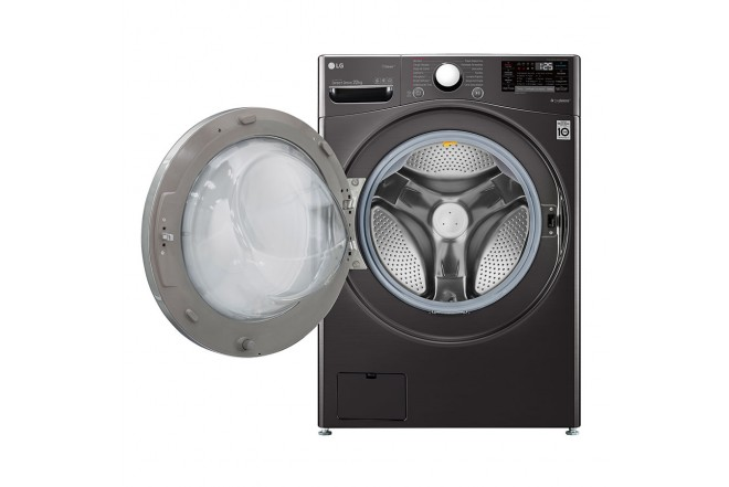 Combo LG Twin Wash Two22Bv2S Negro  3