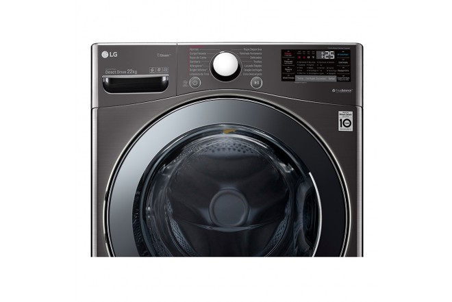 Combo LG Twin Wash Two22Bv2S Negro  5