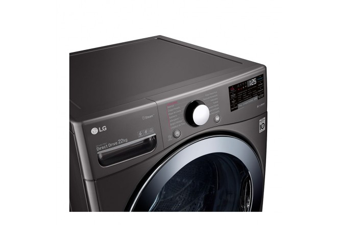 Combo LG Twin Wash Two22Bv2S Negro  1