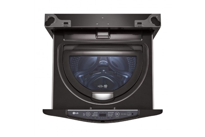 Combo LG Twin Wash Two22Bv2S Negro  4