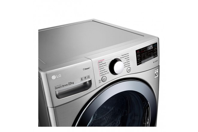Combo LG Twin Wash Two22Vv2S Gris 4
