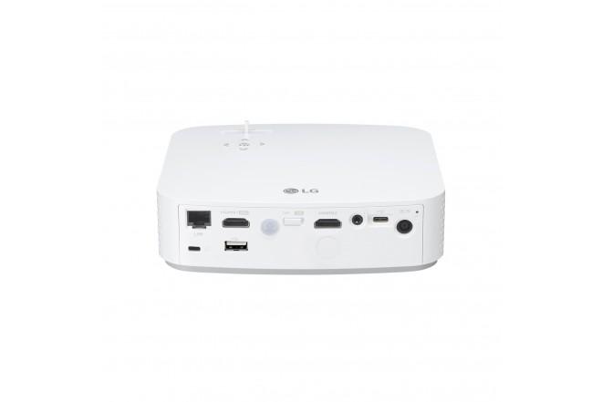 Videoproyector LG PF50KG - Blanco_2
