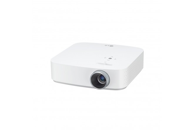 Videoproyector LG PF50KG - Blanco_4