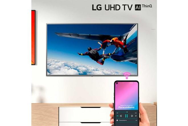 "TV LG 43"" Pulgadas 108 Cm 43UN7300 LED 4K-UHD Plano Smart TV7"