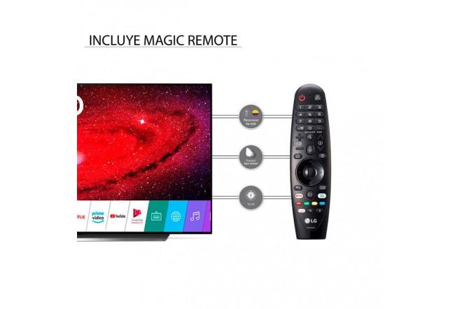 """TV LG 65"""" Pulgadas 164 Cm 65CX OLED 4K UHD Smart TV2"""