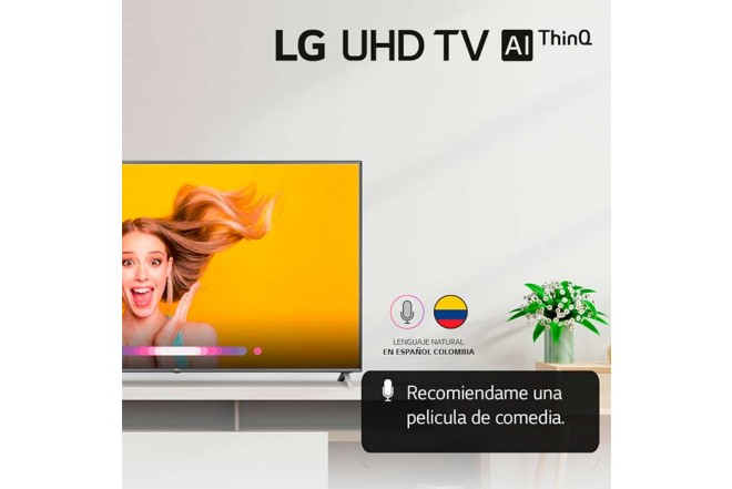 "TV LG 86"" Pulgadas 217 Cm 86UN8000 LED 4K-UHD Plano Smart TV7"
