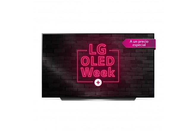 "TV LG 65"" Pulgadas 164 Cm 65BX OLED 4K-UHD Plano Smart TV10456"